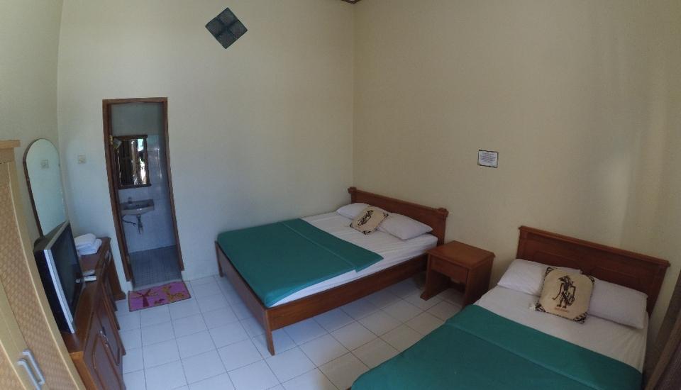 Krisna Beach Hotel 2 Pangandaran Pangandaran - Superior Twin Room Save 15%