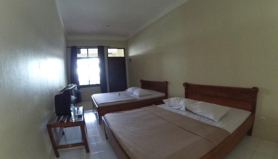 Krisna Beach Hotel 2 Pangandaran Pangandaran - Standard Twin Room Save 15%