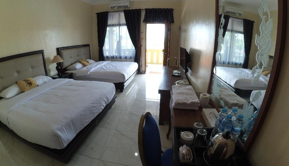 Krisna Beach Hotel 2 Pangandaran by CILAS Pangandaran - A