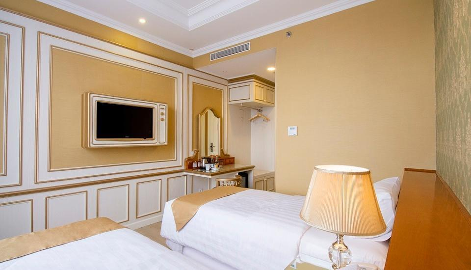 Park View Hotel Bandung - Deluxe Twin With Breakfast Regular Plan