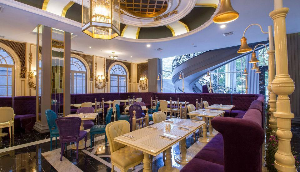 Park View Hotel Bandung - Le'Jardin Restaurant