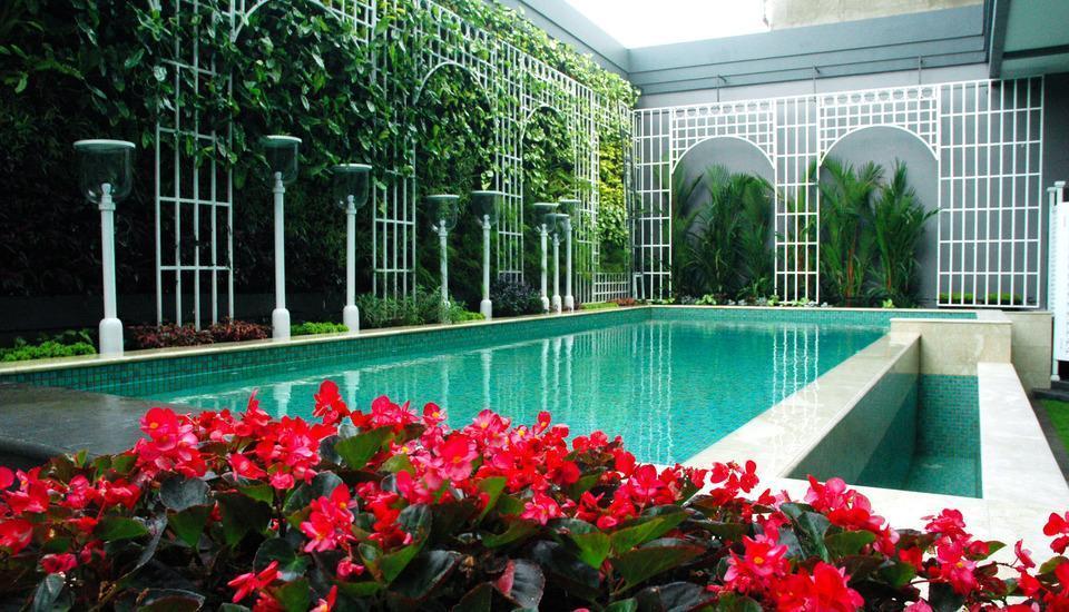 Park View Hotel Bandung - Kolam Renang