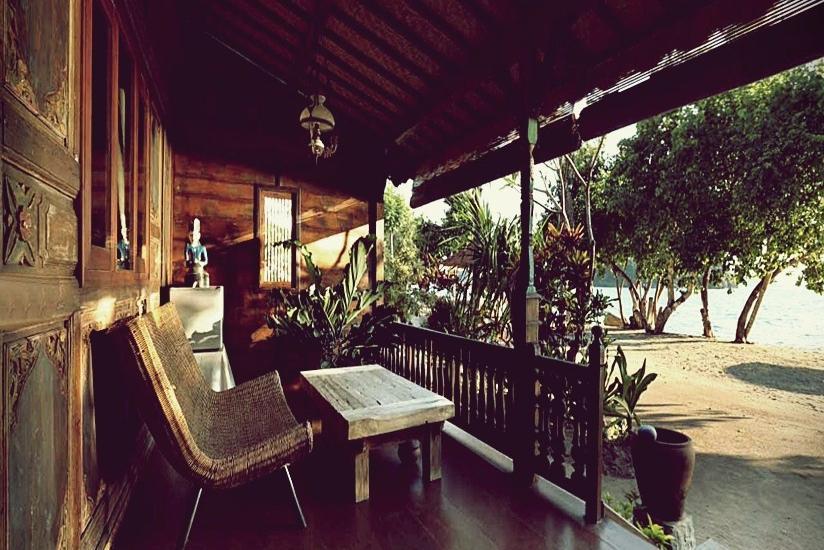 Plataran Komodo Resort Flores - Teras