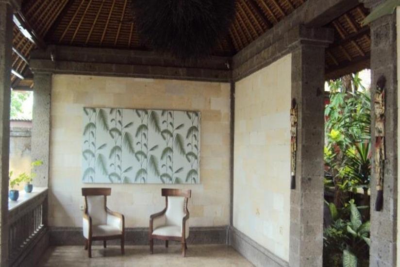 Ellies Hotel Bali - Balkon