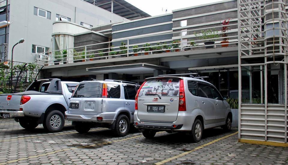 RedDoorz @Pelajar Pejuang 2 Bandung - Eksterior