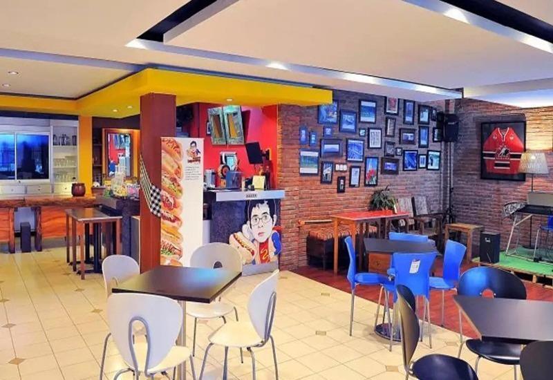 Cirebon Plaza Hotel Cirebon - Restoran