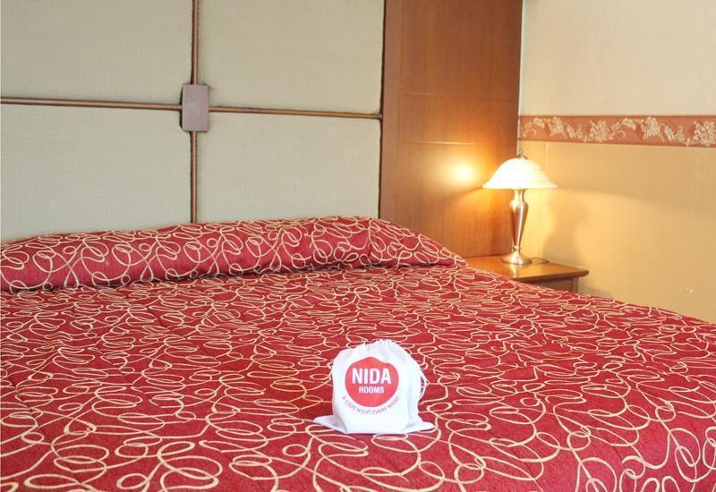 NIDA Rooms Banjarsari Ahmand Yani - Kamar tamu