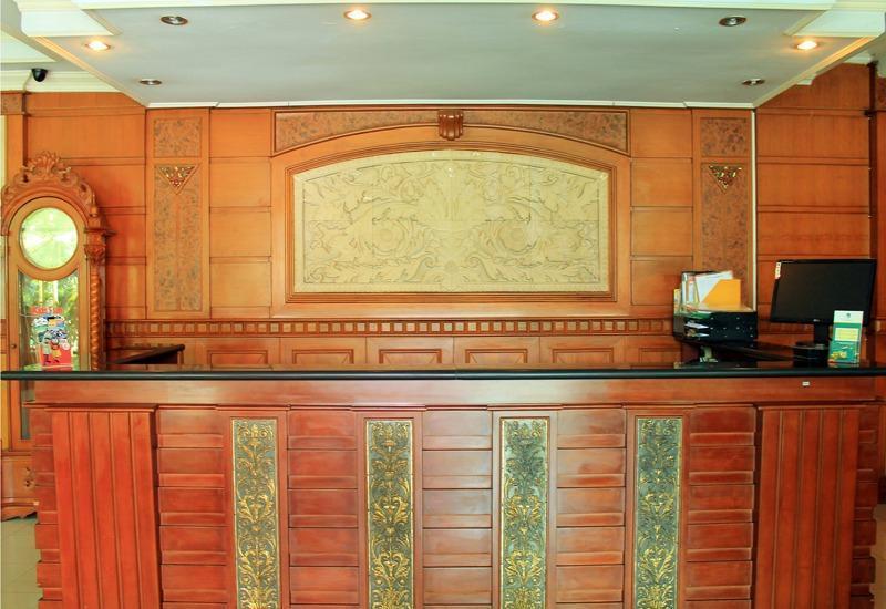 NIDA Rooms Banjarsari Ahmand Yani - Resepsionis