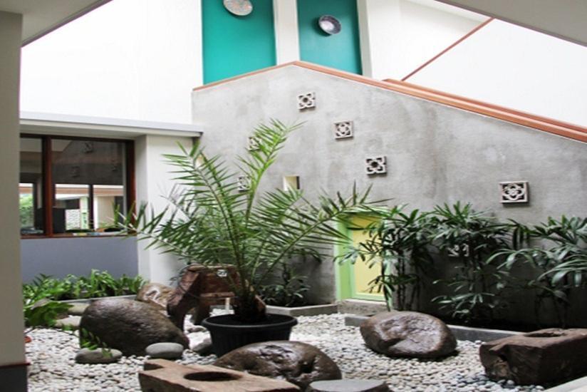 Hotel Koening Cirebon - Taman