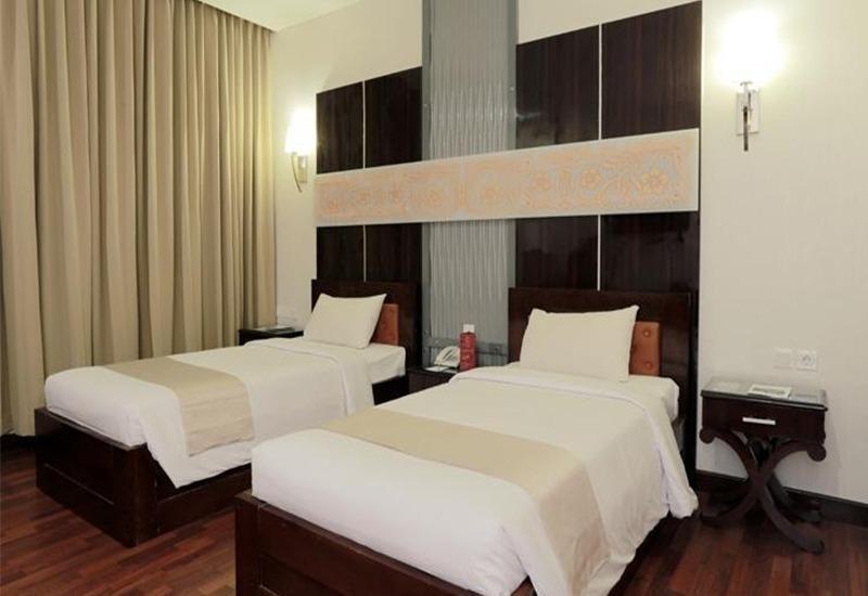 Sutan Raja Palu Palu - Superior Twin Room Minimum Stay 2 night