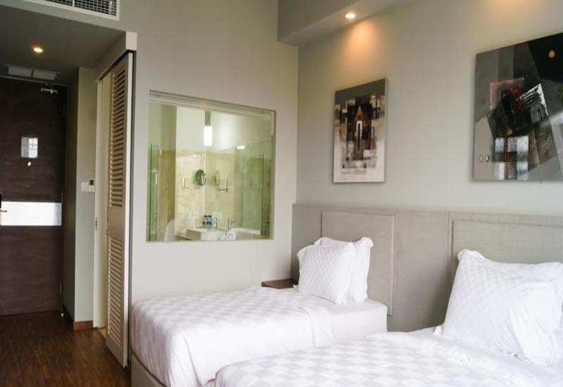 The Sintesa Jimbaran Bali - Deluxe Twin Room Best Available Rate