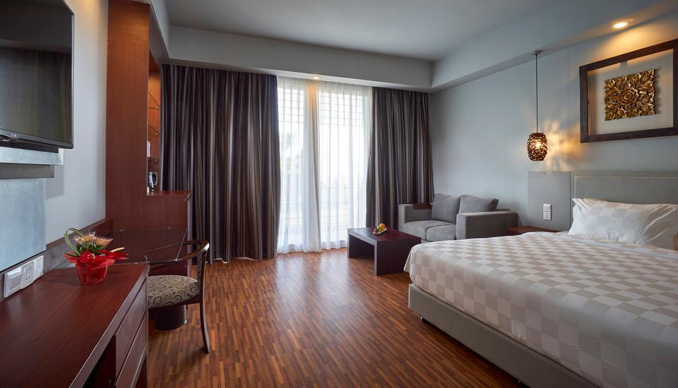 The Sintesa Jimbaran Bali - Deluxe Double Room last minute