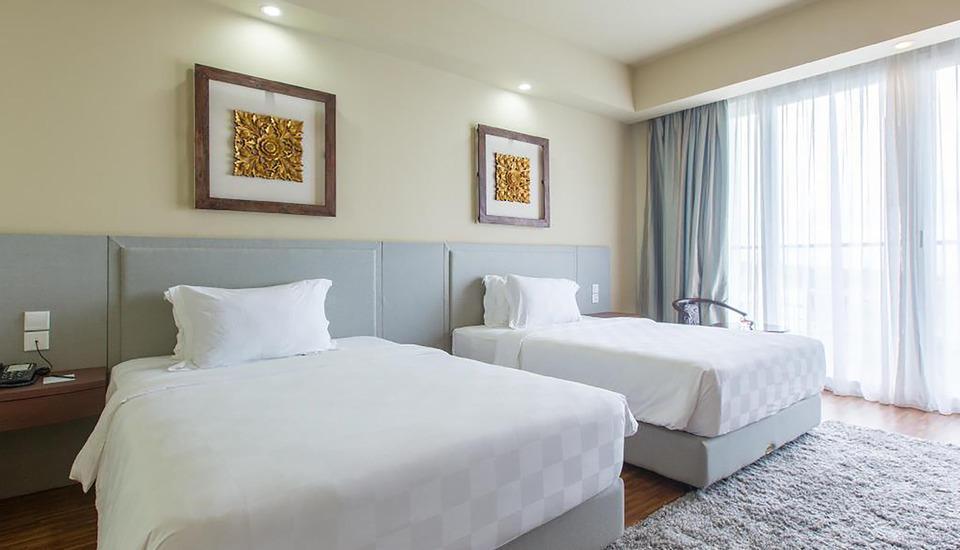 The Sintesa Jimbaran Bali - Deluxe Twin Room last minute
