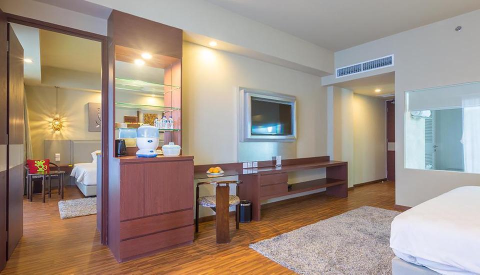 The Sintesa Jimbaran Bali - Family Room Best Deal