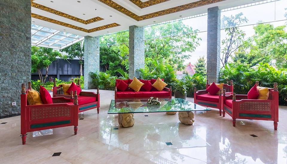 The Sintesa Jimbaran Bali - Lobby