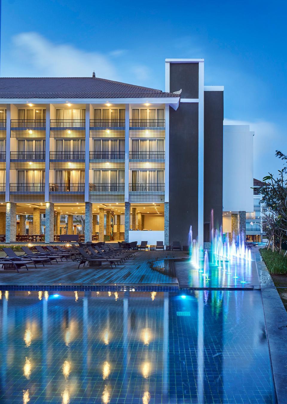 The Sintesa Jimbaran Bali