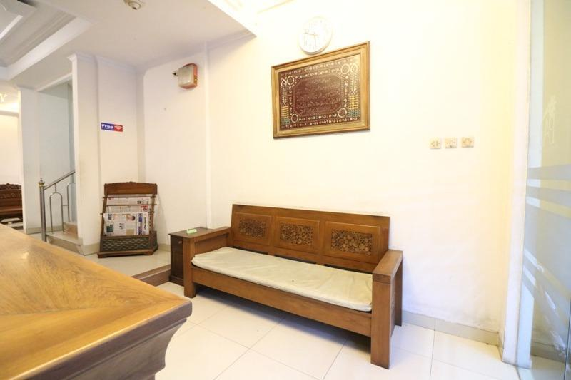 NIDA Rooms Ring Road Utara 1E Jogja - Pemandangan Area