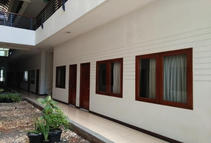 Hotel N Jakarta Jakarta - Corridor