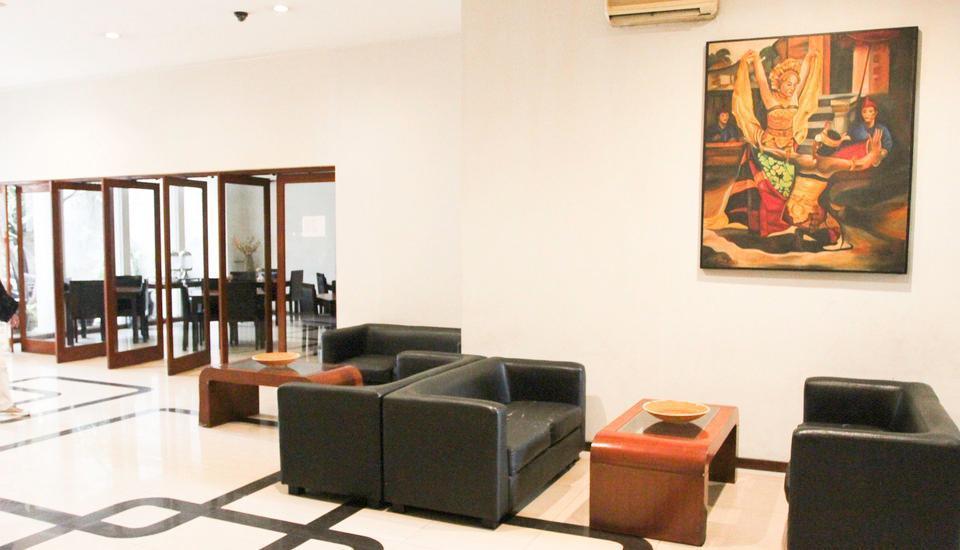 Hotel N Jakarta Jakarta - Lobby