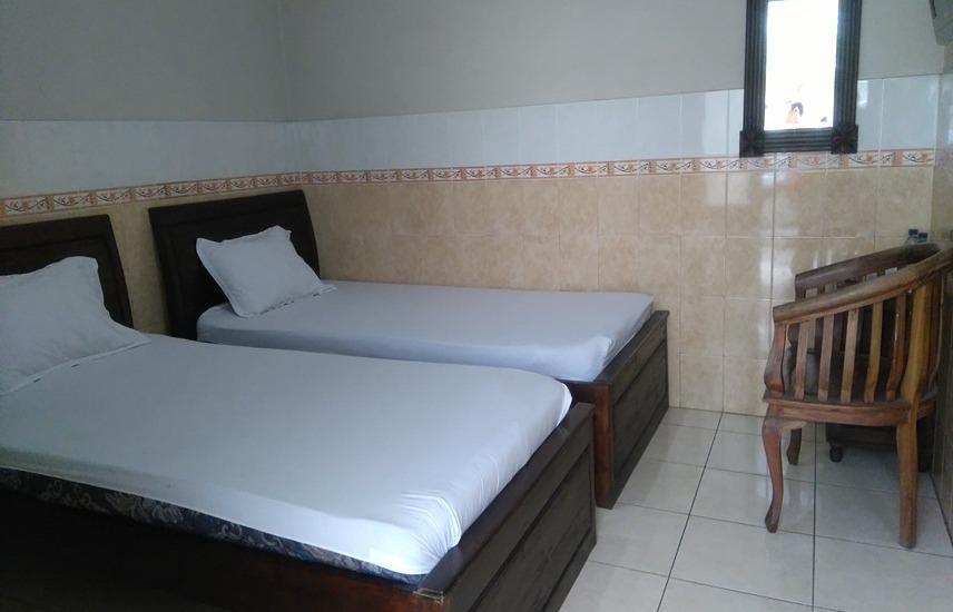 Srikandi PKU Klaten Klaten - Superior Twin Room Regular Plan