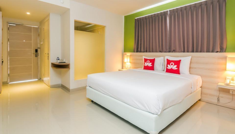 ZenRooms Denpasar Jalan Salak - Tempat Tidur Double