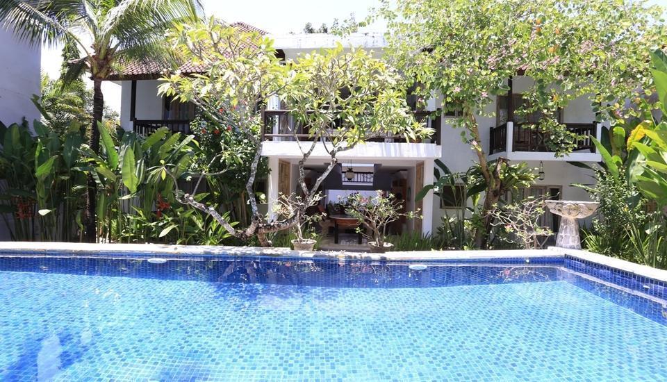 RedDoorz @Umalas Bali - Kolam Renang