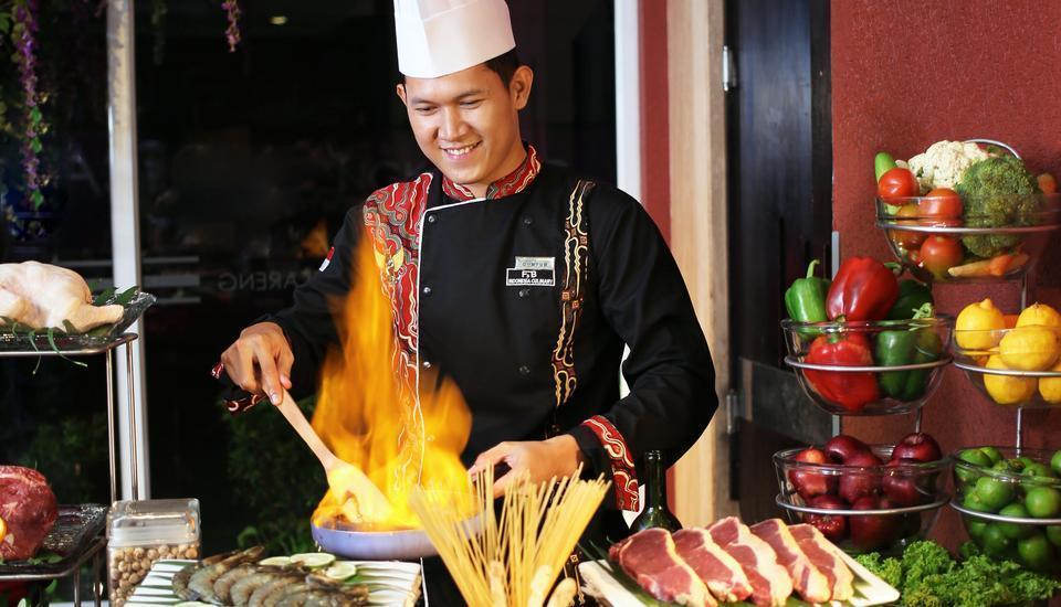 Aston Cengkareng - Chef