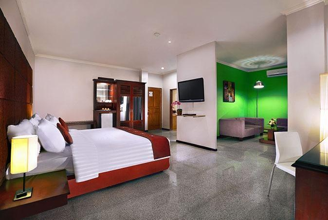 Permata Kuta Hotel Bali - Adjoining Room Only Free Airport Transfer One Way Night Sale Promotion