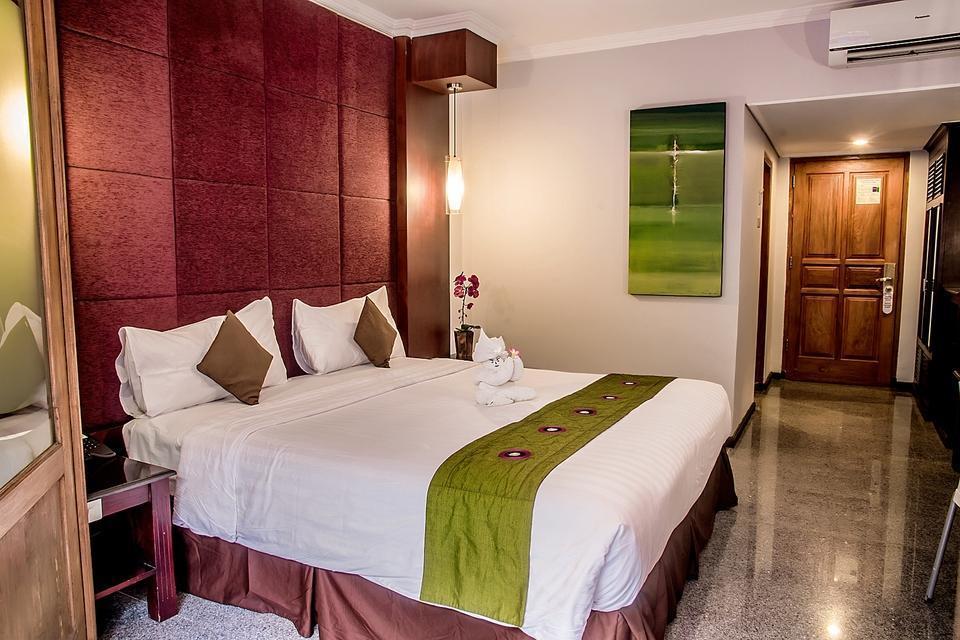 Permata Kuta Hotel Bali - Deluxe Room Only Last Minute 30% OFF
