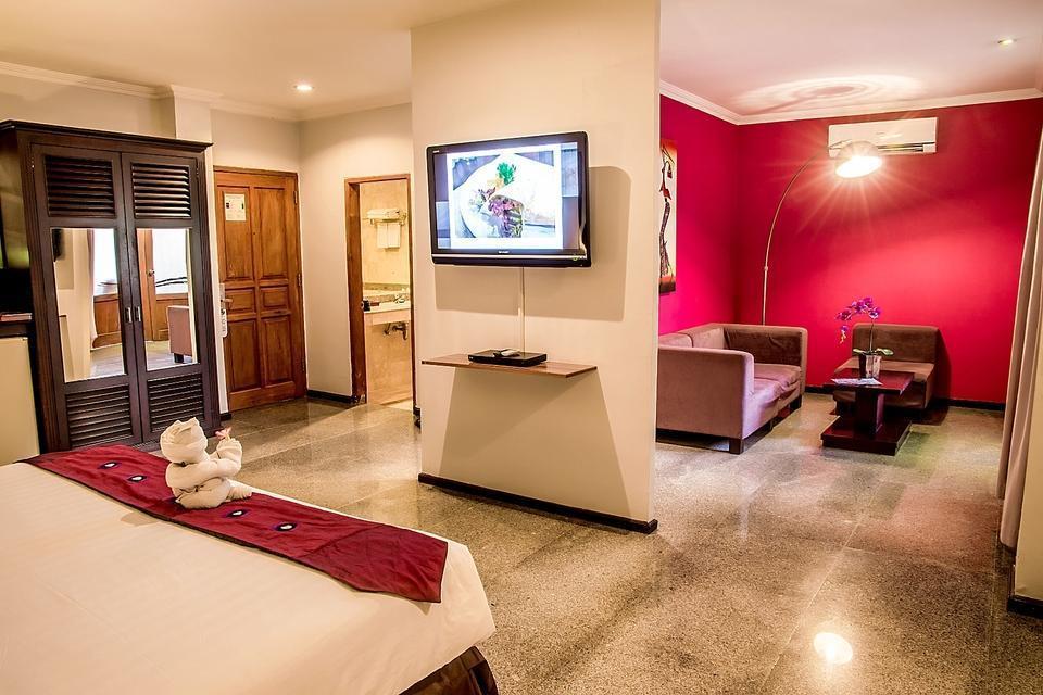 Permata Kuta Hotel Bali - Esuite 2