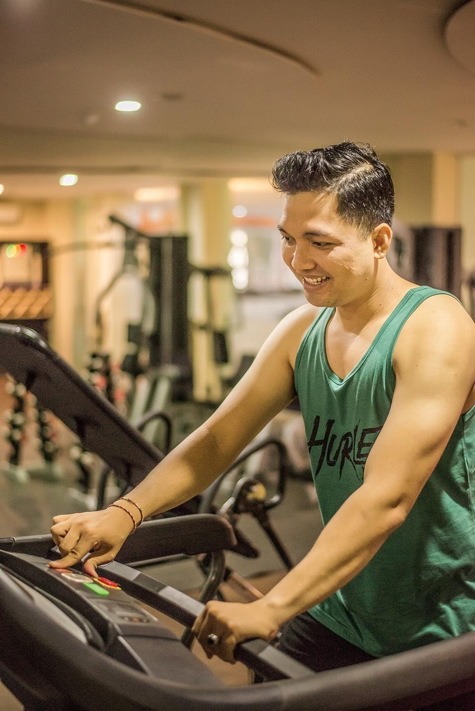 Permata Kuta Hotel Bali - Gym