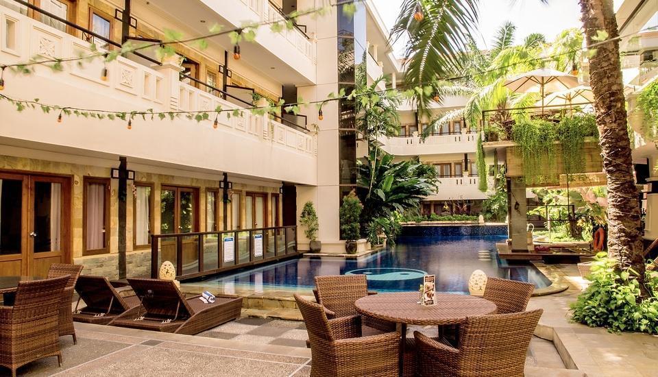 Permata Kuta Hotel Bali - Permata 14