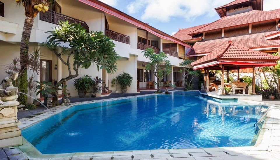 RedDoorz @Bakung Sari Kuta Bali - Kolam Renang