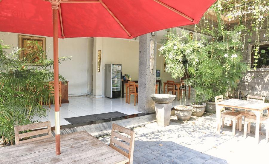 RedDoorz @Patimura 3 Bali - Eksterior