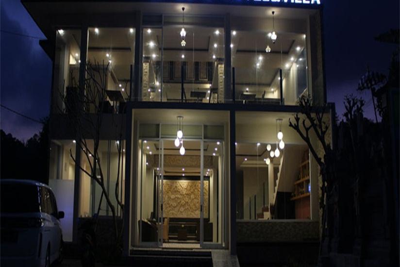 CLV Hotel Bedugul - Tampilan Luar Hotel
