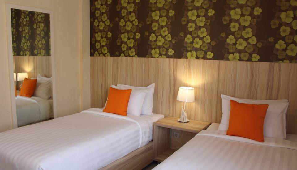 CLV Hotel Bedugul - Kamar
