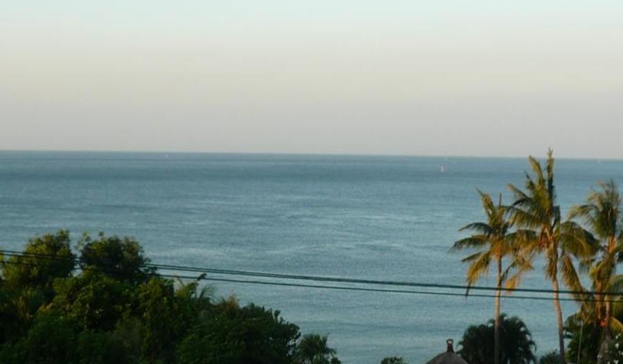 C'est Bon Homestay 1 Bali - Pemandangan laut