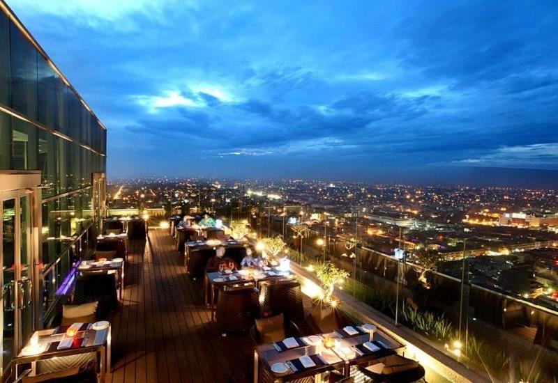 Grand Swiss-Belhotel Medan - EDGE RESTORAN