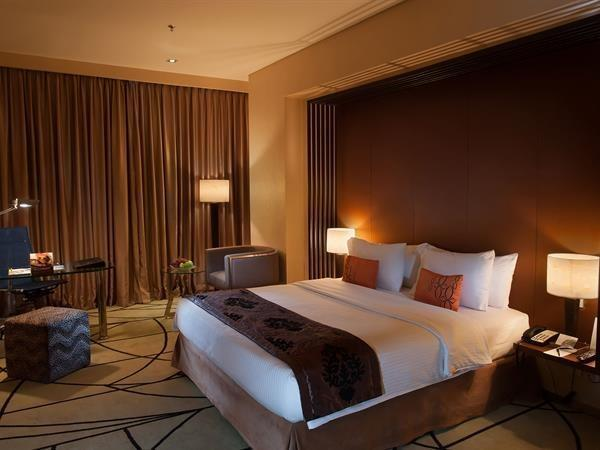 Grand Swiss-Belhotel Medan - KAMAR EXECUTIVE DELUXE SUPERIOR