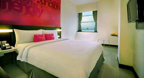 favehotel Pluit Junction Jakarta - Deluxe Room