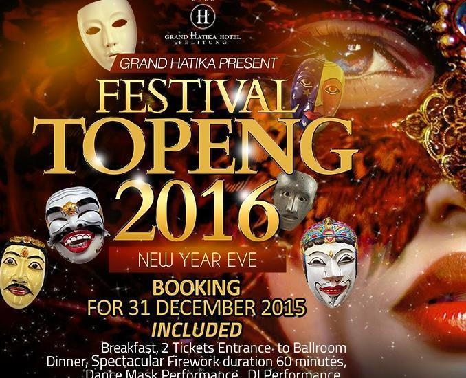 Grand Hatika Hotel Belitung - New Years Eve 2016