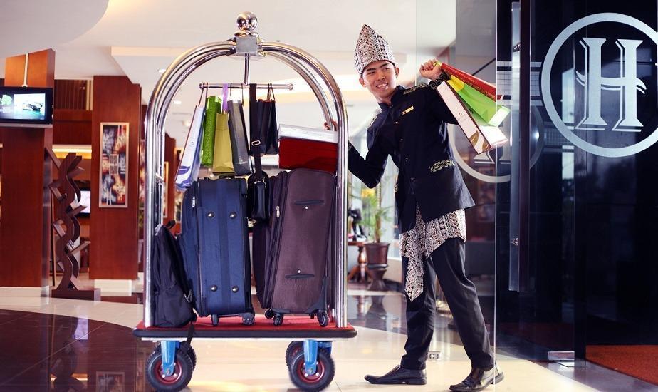 Grand Hatika Hotel Belitung - Reception