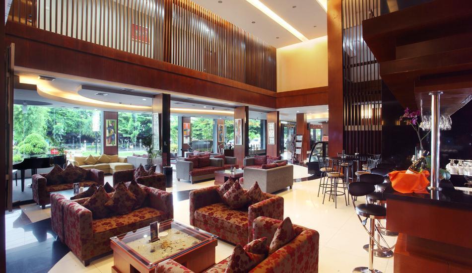Grand Hatika Hotel Belitung - Lobby