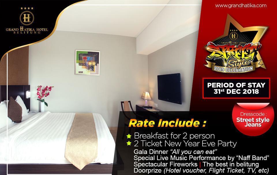 Grand Hatika Hotel Belitung - Executive Room