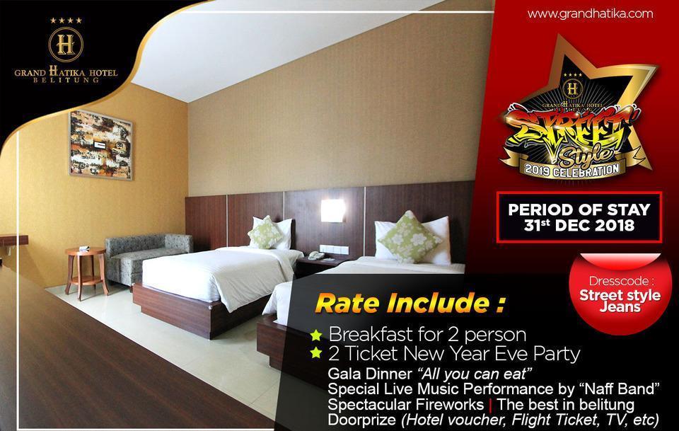 Grand Hatika Hotel Belitung - Grand Superior