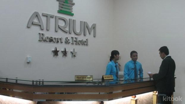 Atrium Resort & Hotel Purwokerto - Lobi