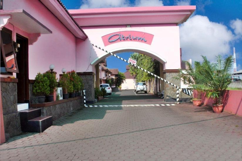 Atrium Resort & Hotel Purwokerto - Pintu masuk