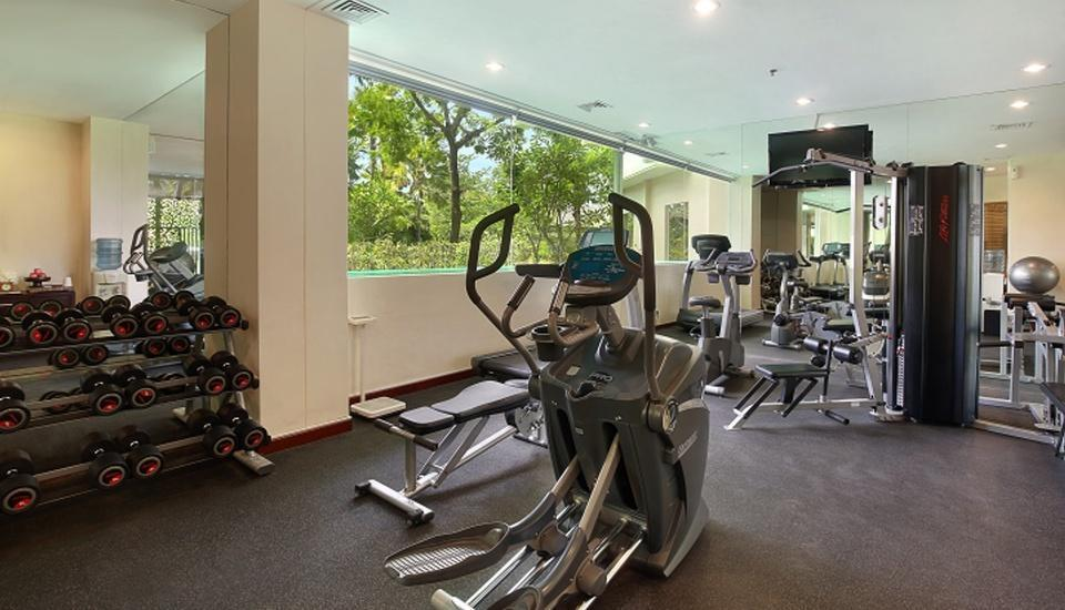 Seminyak Beach Resort Bali - The Gym