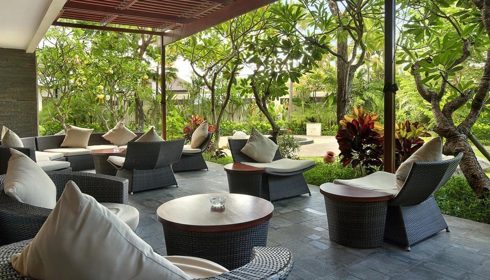 Seminyak Beach Resort Bali - The Seminyak BRS - Lobby Terrace