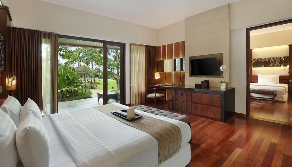 Seminyak Beach Resort Bali - The Room Beach Wing - Double Bed, Connecting